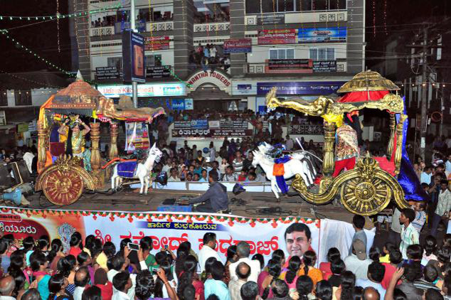 festival other attractions in Udupi